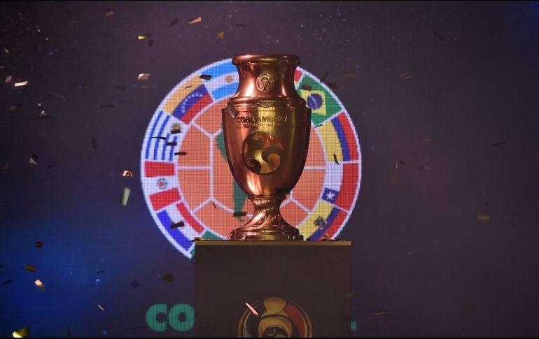 Qatar y Australia jugarán la Copa América de 2020