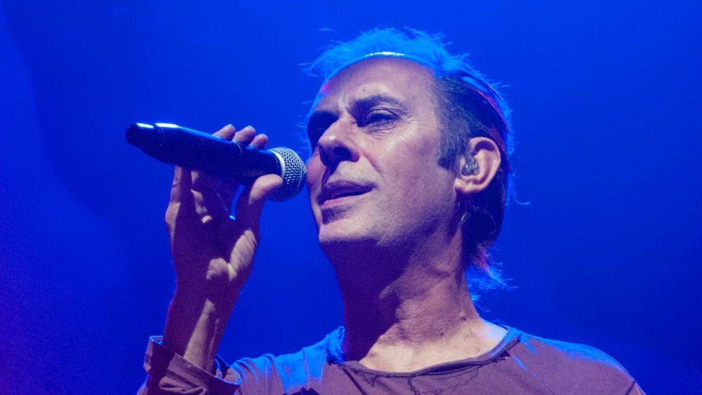 Peter Murphy sufre infarto; suspende conciertos en Nueva York