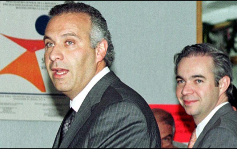 Prisión preventiva a presuntos socios de Juan Collado